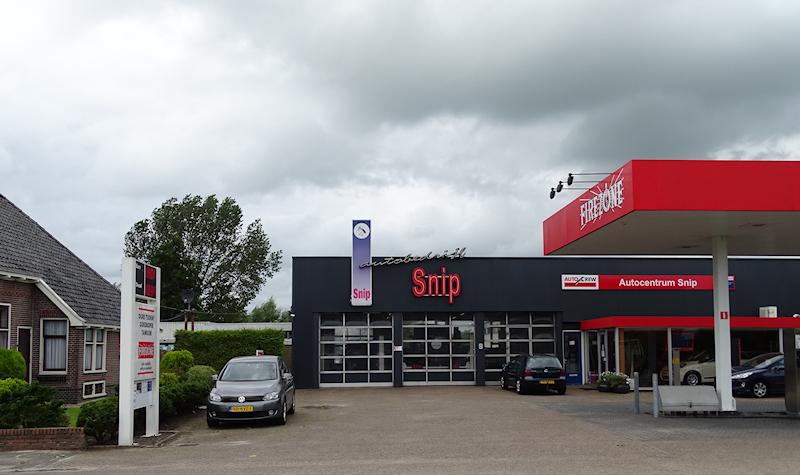 Autocentrum Snip - Doezum