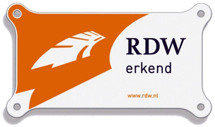 RDW erkend - Autocentrum Snip - Doezum