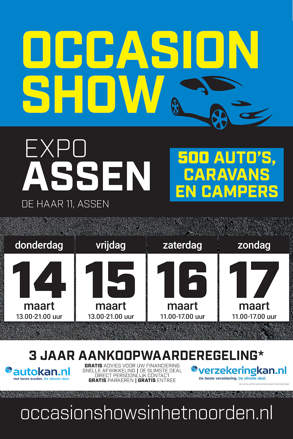 Autocentrum Snip - Doezum - Occasionshow Expo Assen
